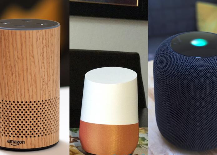Apple HomePod vs Google Home vs Amazon Echo showdown