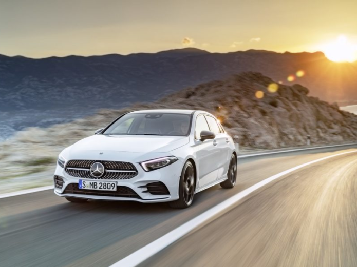 "2019 A-Class says ""Hey Mercedes"" to a new age of car tech"
