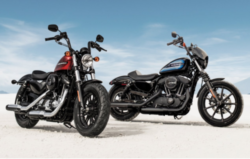 2018 Harley-Davidson Iron 1200 And Forty-Eight Special Revealed