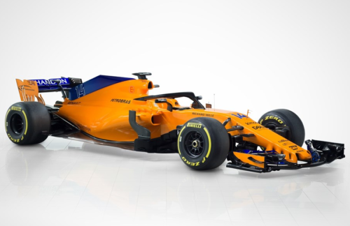 F1 2018: Meet the new, orange McLaren-Renault MCL33