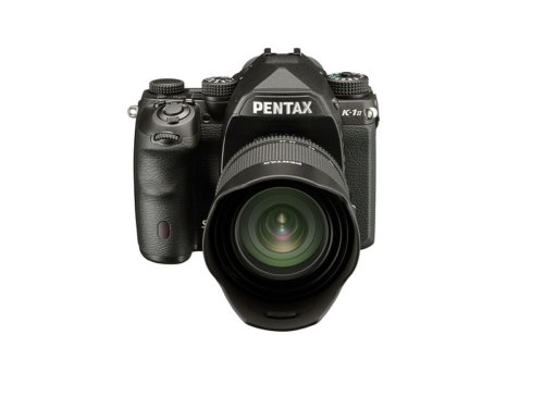 Pentax K-1 Mark II Hands-on Review — First Impressions