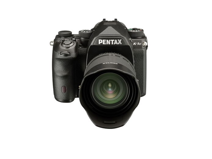 Pentax K-1 Mark II Hands-on Review -- First Impressions