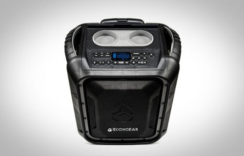 ECOXGEAR EcoBoulder+ review: Massive outdoor-centric multi-use speaker