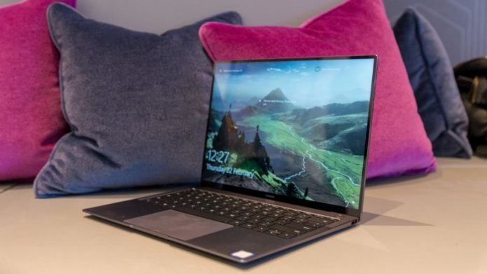 Huawei Matebook X Pro Hands on review: Huawei's next generation MacBook killer