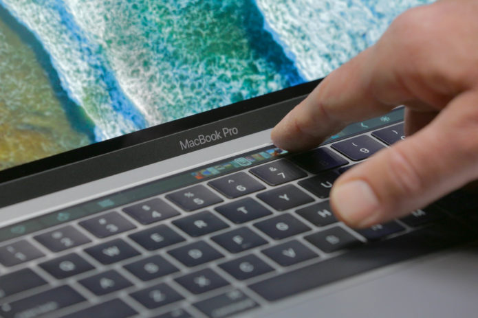 Apple's Touch Bar needs to grow up