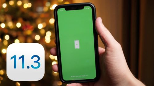 Here's everything we know about the next iOS 11 update : iOS 11.3 – Beta 2 adds Battery Health feature on some iPhone models