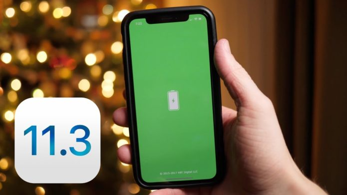Here's everything we know about the next iOS 11 update : iOS 11.3 - Beta 2 adds Battery Health feature on some iPhone models