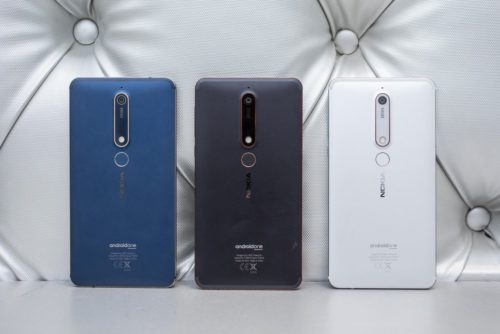 Nokia 6 (2018) Hands-on, Quick Review: Better Every Year