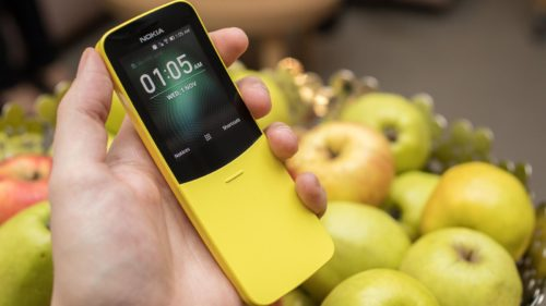 Nokia 8110 4G first look review