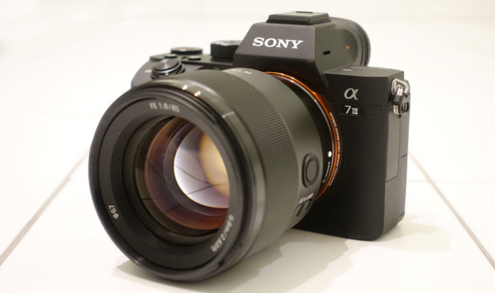 New Sony A7 III just announced - compared with the A7 II what has changed?