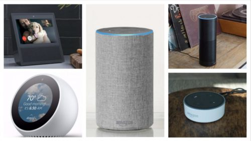 Which Amazon Echo smart speaker should I buy?