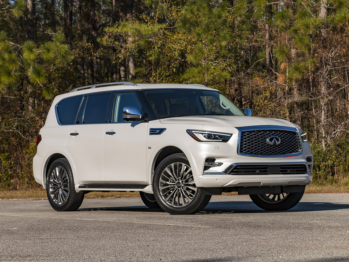 2018 infiniti qx80 review gearopen. Black Bedroom Furniture Sets. Home Design Ideas
