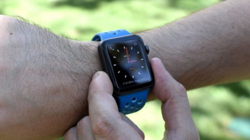 And finally: Fitbit has been trash talking the Apple Watch in public