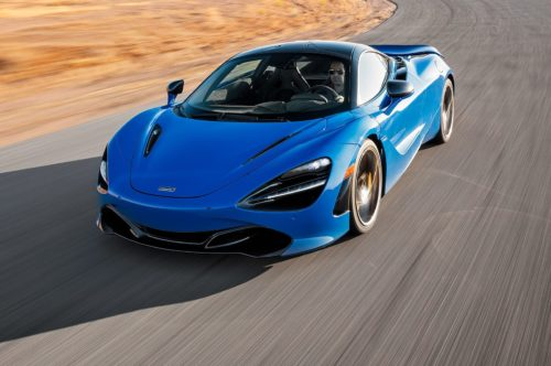 2018 McLaren 720S Review: Beware the British