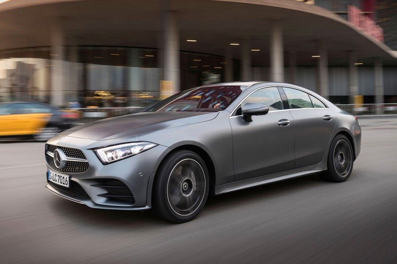 2018 mercedes benz cls first drive review price specs and release date gearopen. Black Bedroom Furniture Sets. Home Design Ideas