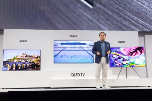 Samsung QLED TVs 2018: Every new Samsung 4K TV explained