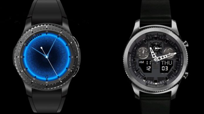 The best Samsung Gear S3 watch faces