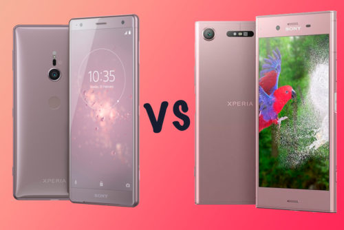 Sony Xperia XZ2 vs Sony Xperia XZ1: What's the difference?