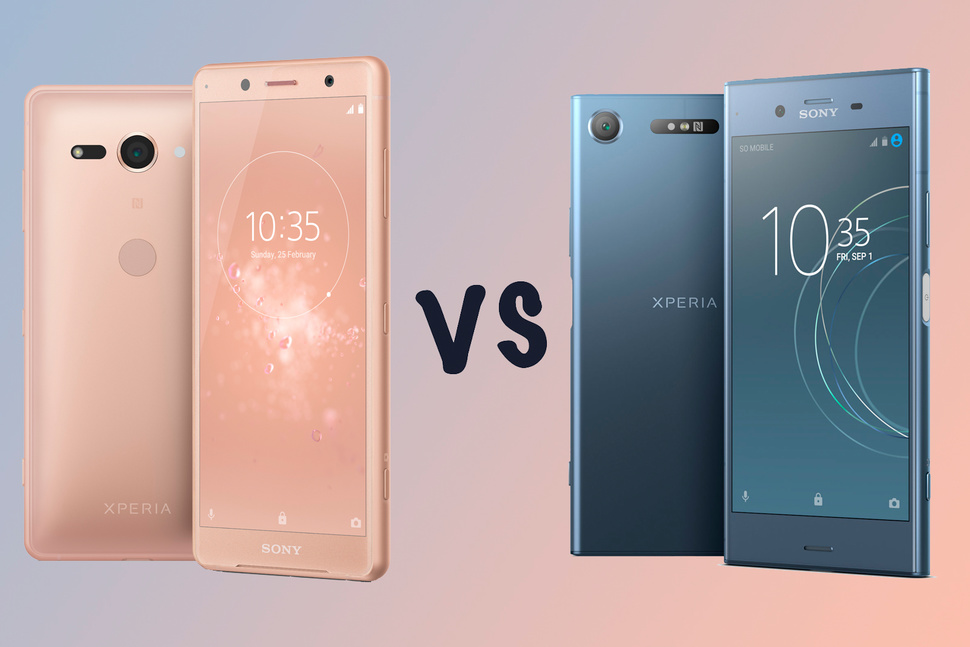 Sony Xperia Xz2 Compact Vs Xz1 Compact What S The