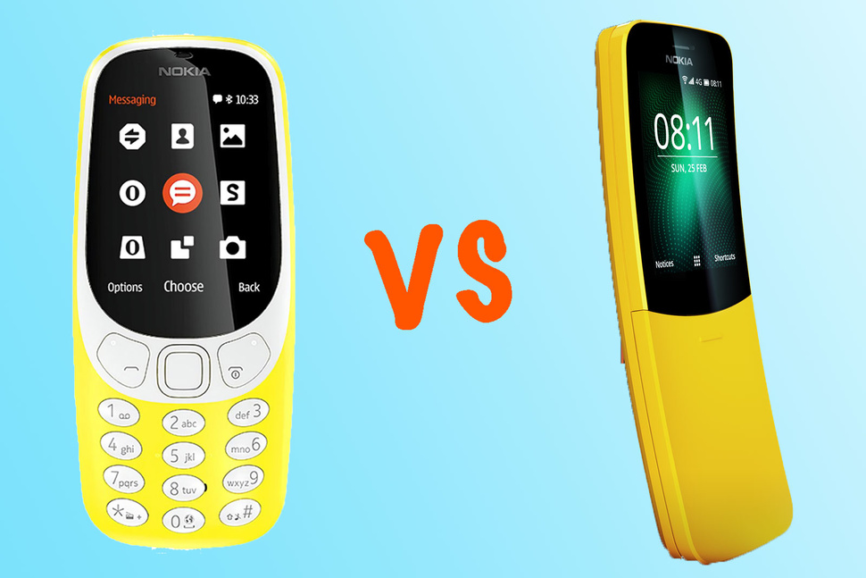 Nokia 8110 Vs 3310 What S The Difference Gearopen