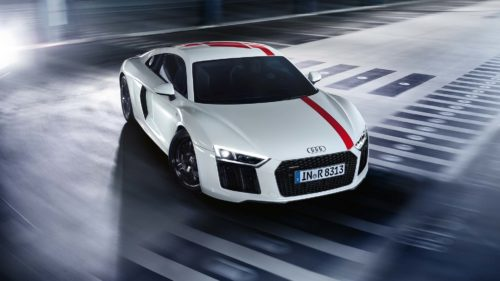 Audi R8 RWS review: The rear-wheel supercar that purists will pine for