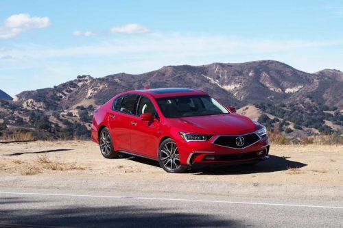 2018 Acura RLX Sport Hybrid Review