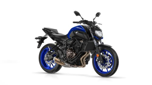 2018 Yamaha MT-07 First Ride Review