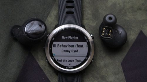 Garmin Forerunner 645 Music review : The first Forerunner watch with music makes a sound start