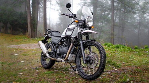 2018 Royal Enfield Himalayan First Ride Review