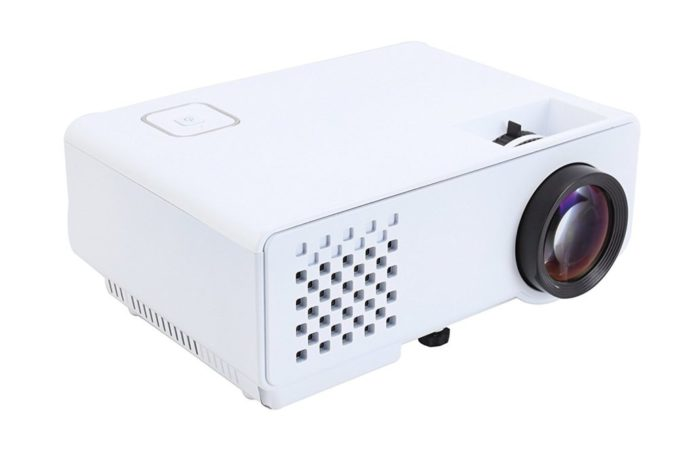 DBPOWER RD-810 Mini Projector Review