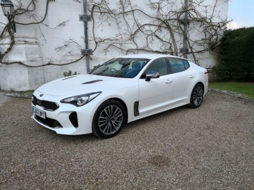 Kia Stinger GT: Test driving Kia's BMW-beating muscle saloon