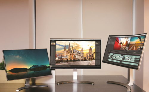 Best Monitors 2018: 12 best 1080p, QHD, 4K and HDR panels