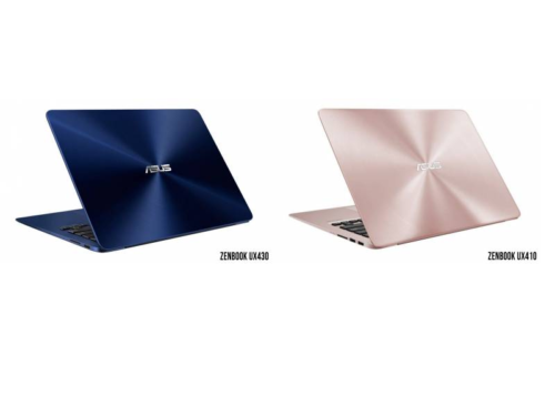 Asus Zenbook UX430 vs UX410 vs UX3410 – what sets these apart