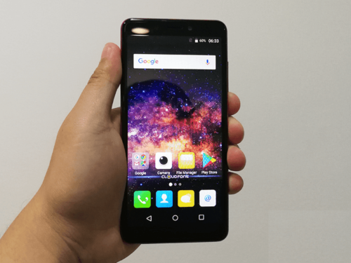 Cloudfone Thrill Boost 3 vs MyPhone MyX1 Specs Comparison