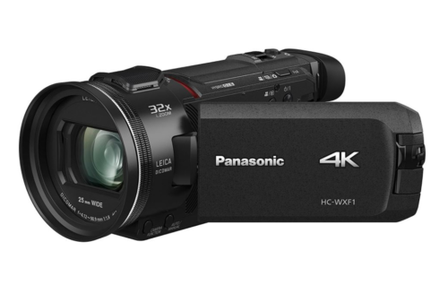 Panasonic HC-WXF1 4K UHD Camcorder Hands-on Review : First-Look