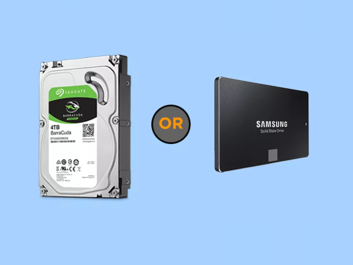 PC/Laptop Storage: HDD, SSD, or SSHD?