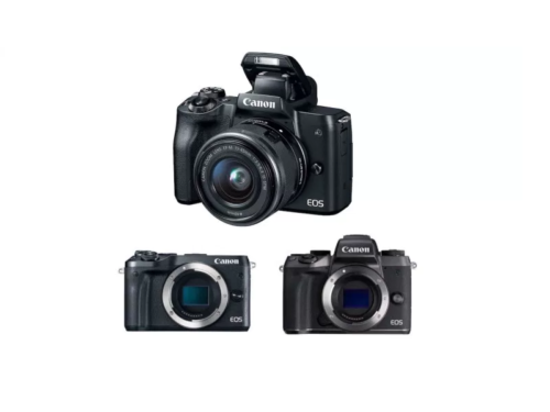 Canon EOS M50 vs EOS M6 vs EOS M5 – Comparison
