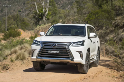 2018 Lexus LX570 Review – Road Test