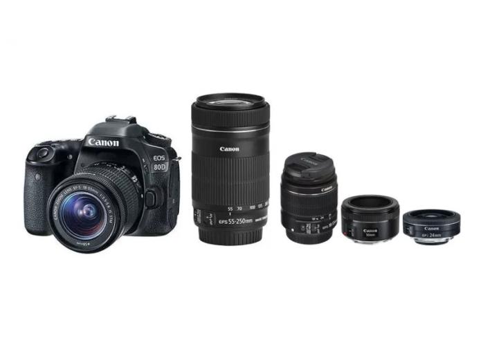 8 Best Lenses for Canon EOS 80D in 2018