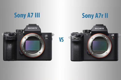 Sony A7 III vs A7r II – The 10 Main Differences