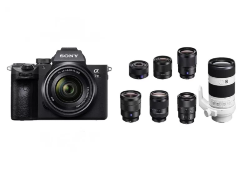Best Lenses for Sony A7 III Mirrorless Camera