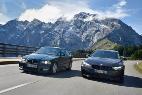 BMW M3: Old & New Review – 1995 BMW M3 GT v 2017 BMW M3