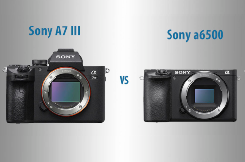 Sony A7 III vs a6500 – The 10 Main Differences