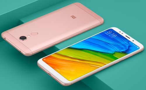 Huawei Nova 2 Lite vs Xiaomi Redmi 5 Plus Specs Comparison