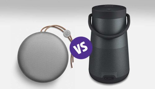Comparison: Bose SoundLink Revolve+ vs. B&O BeoPlay A1
