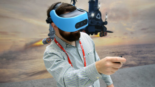 HTC Vive Focus Hands-on Review : The kind of standalone VR headset we need to see more of