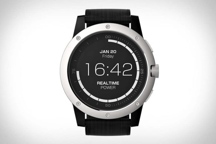 Matrix powerwatch review the smartwatch you ll never have to charge gearopen for Matrix powerwatch