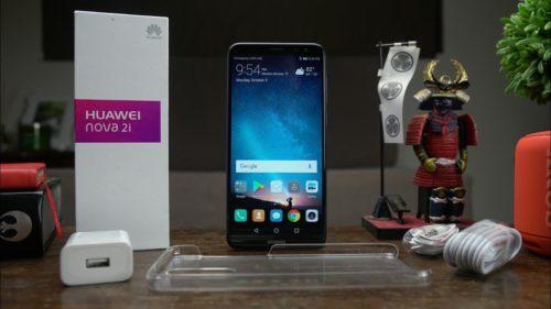 ASUS ZenFone 5 Lite vs Huawei Nova 2i Specs Comparison