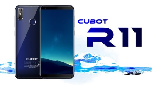 First look at the Pocket-friendly Cubot R11 : Hands-on