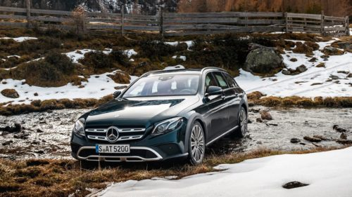 Mercedes-Benz E-Class All-Terrain review: Top of the class